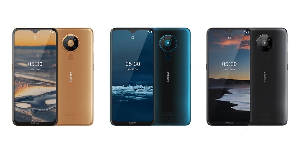 Harga & Spesifikasi Nokia 5.3, Hp Android One Snapdragon 665