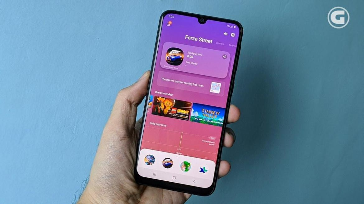 Game Booster Galaxy M31