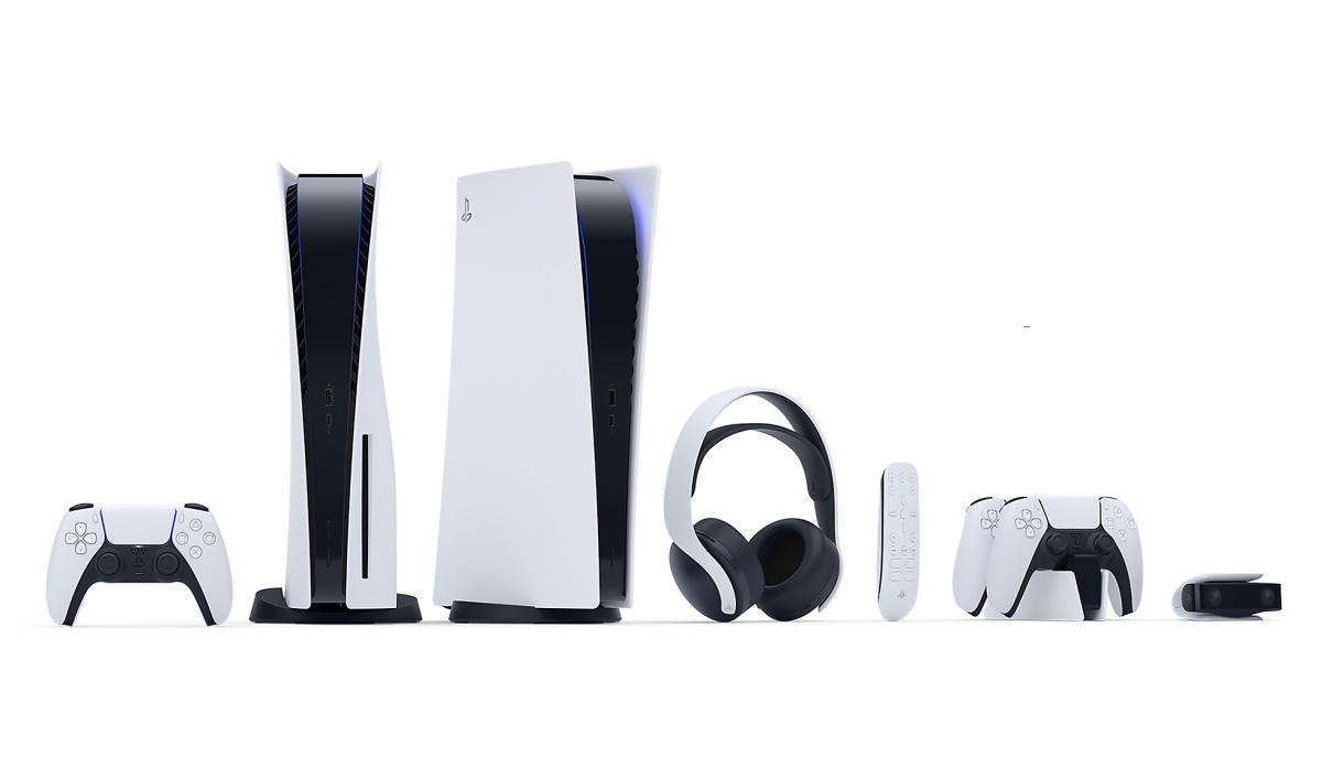 Aksesori Sony PS5
