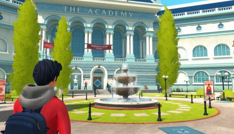 Game PC #5: The Academy The First Riddle