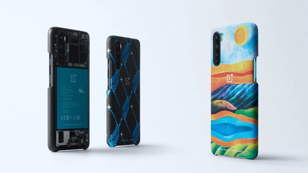Case OnePlus Nord