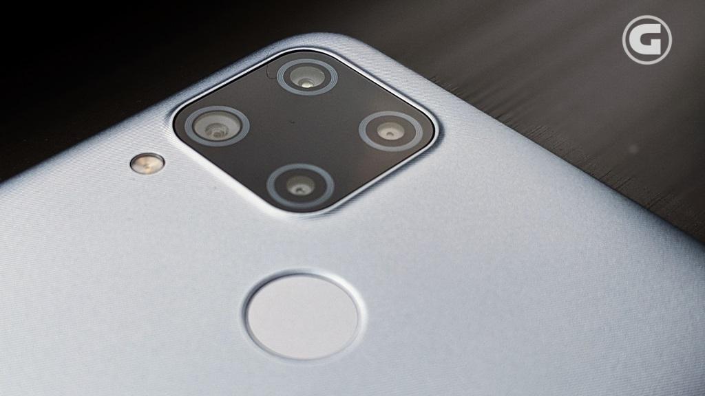 Kamera realme C15
