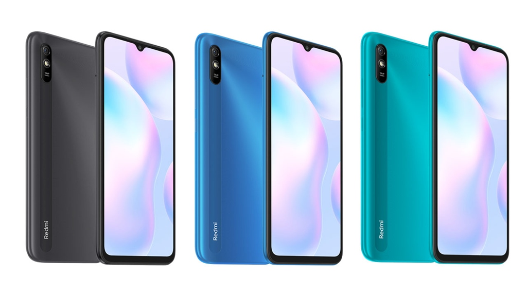 Warna Redmi 9A