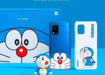 Xiaomi Mi 10 Youth Edition X Doraemon Edition to be released Today