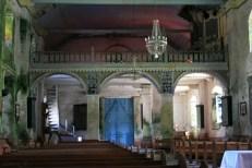 Philippinen: nichts bleibt für die Ewigkeit - Baclayon Church, Bohol 3