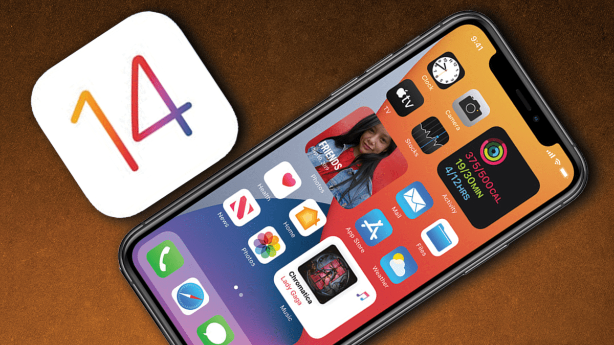 Why are iOS 14 features not just a copy from Android?