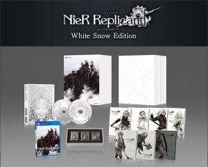 NieR Replicant ver.1.22474487139 game white snow edition content