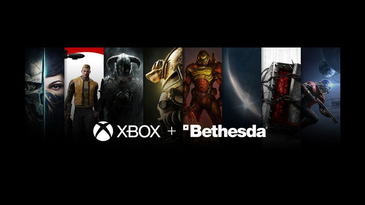 Everything about Microsoft and Bethesda Deal