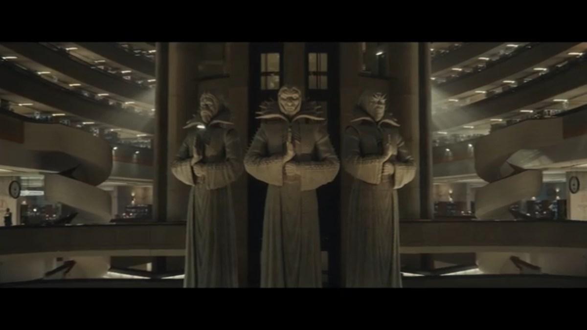 Loki : Season 1 Episode 4 : Decoded