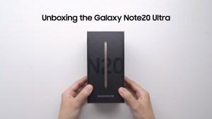 Samsung Galaxy Note 20 Ultra- GT