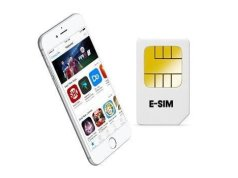 What is an eSIM card