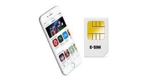 What is an eSIM card