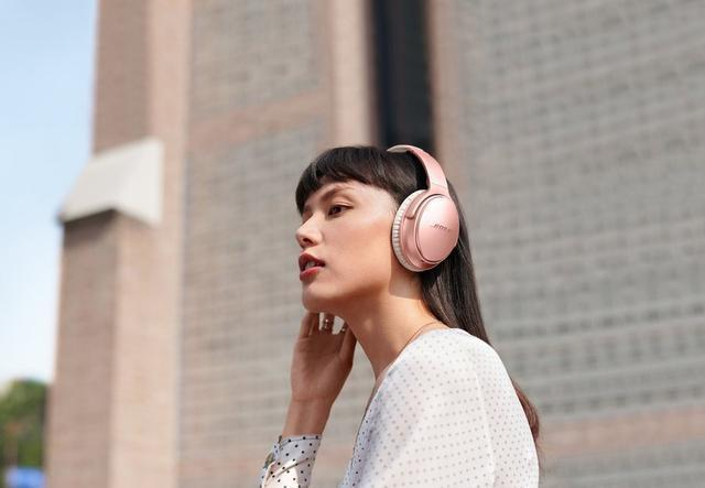 Bose launched the QC35 II Wireless Headphones Rose Gold Limited