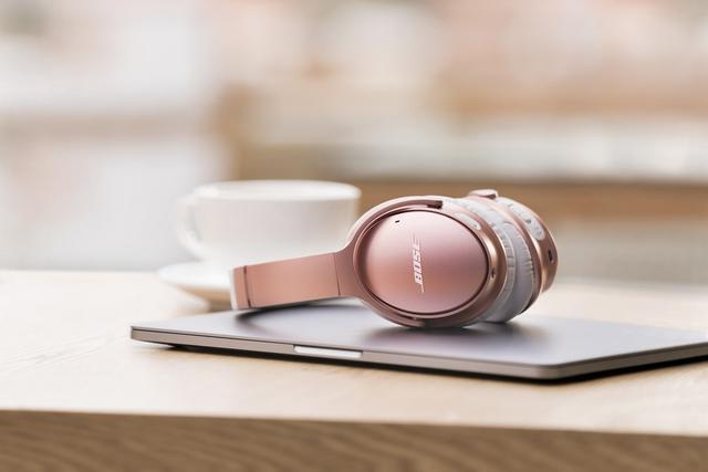 bose rose gold