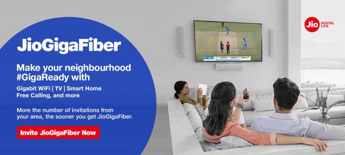 How to book Jio Fiber
