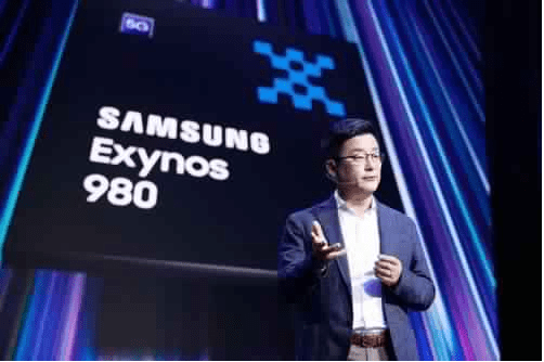 (Samsung Electronics S. LSI merchandising team leader Zhao Zhuangyu executive live speech)