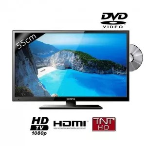 oceanic led215dvd2 le t l viseur full hd avec lecteur dvd int gr. Black Bedroom Furniture Sets. Home Design Ideas