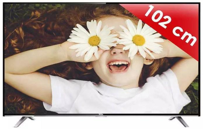 F40S4805S de TCL : Un TV Full HD