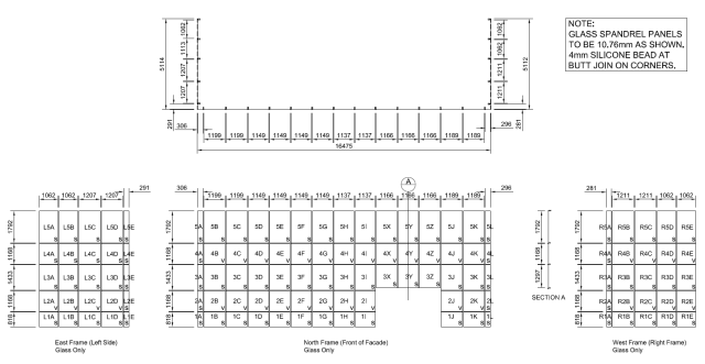 Bundaberg Building CAD Drawing
