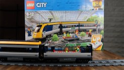 LEGO City Passenger Train 60197 Build - 1