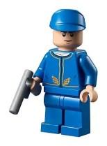 LEGO Star Wars 75222 Betrayal At Cloud City - Cloud City Guard 1