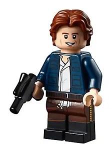 LEGO Star Wars 75222 Betrayal At Cloud City - Han Solo