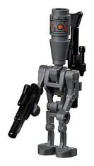 LEGO Star Wars 75222 Betrayal At Cloud City - IG-88 droid