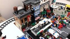 Studsburg Custom LEGO City Update #5 - Chaos Packed In