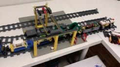 Studsburg Custom LEGO City Update #5 - Calm 60052 Cargo Terminal