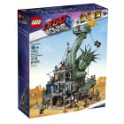 LEGO Movie 2 - Welcome to Apocalypseburg 70840 - Box Front 01