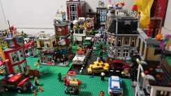 Custom LEGO City Update #17 - Downtown