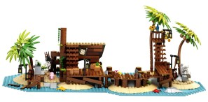 Pirates of Barracuda Bay 21322 | LEGO Ideas | The Island