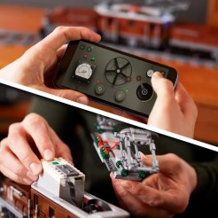 LEGO Crocodile Locomotive (10277) - Powered Up! App Controller
