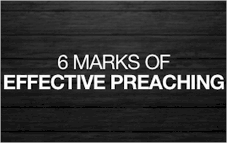 Are you instructed in the way of the Lord, fervent and speaking and teaching diligently the things of the Lord? Are you an effective preacher?
