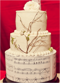 Though weddings are civil ceremonies, do not go beyond the limits of the Law of Christ. Consider how wedding guests might perceive the use of instruments.
