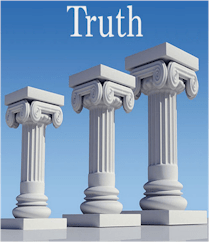 The Church is the pillar of truth and Christians are to stand for truth. Any Church abandon ing truth (doctrinal or moral) cannot be Christ's church.