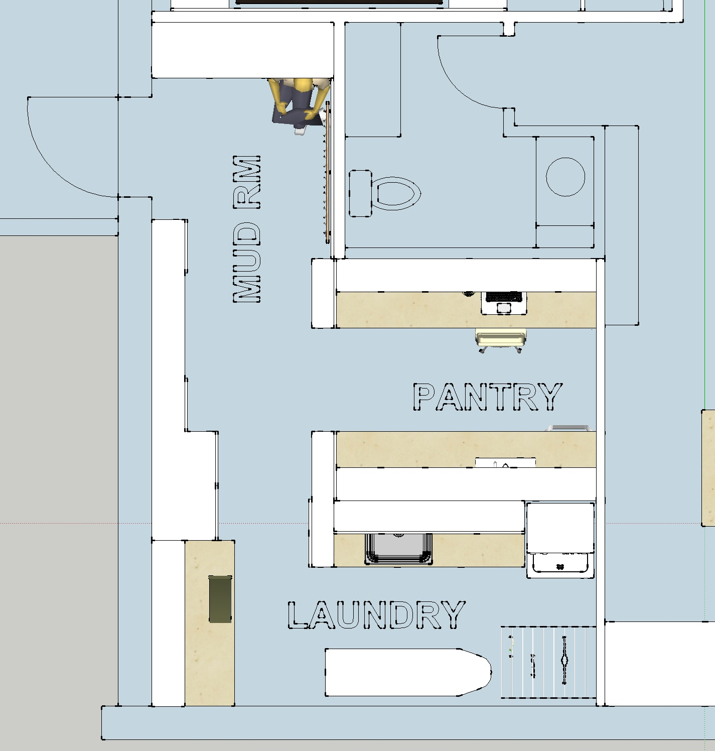 parankewich manor walkout level generation suite on small laundry room floor plans id=94433