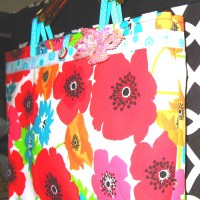Super Simple Sewing:  Rectangle Placemat Purse