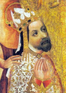 By Meister Theoderich von Prag (Umkreis) [Public domain], via Wikimedia Commons