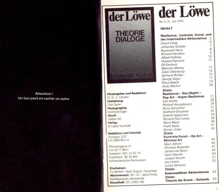 der-lowe-nr-5-kunst