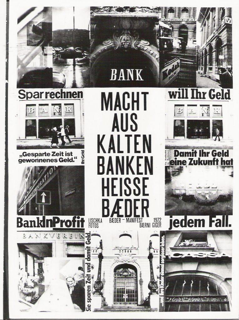 BÄDERMANIFEST 1972
