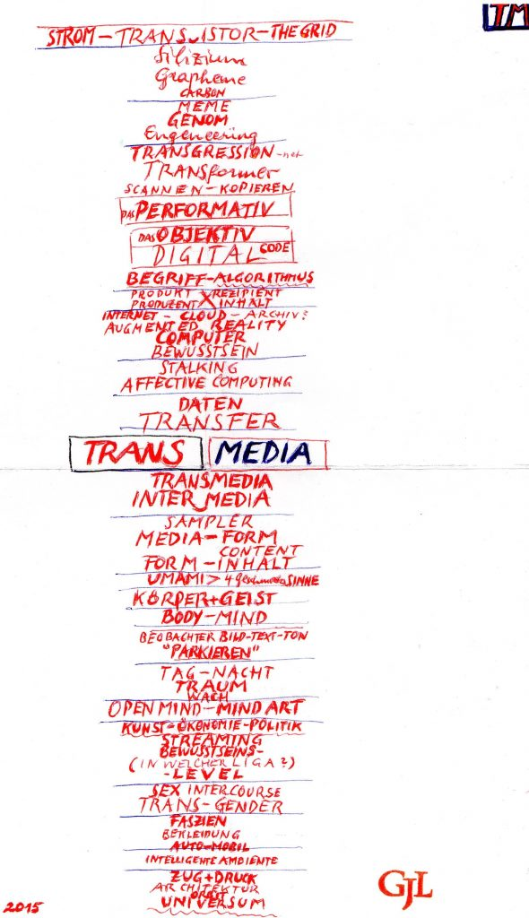 TRANS MEDIA 2015