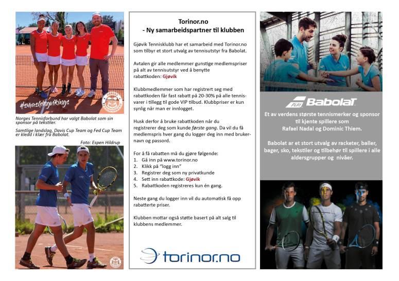 Torinor Info Plakat A3_Gjøvik 2019