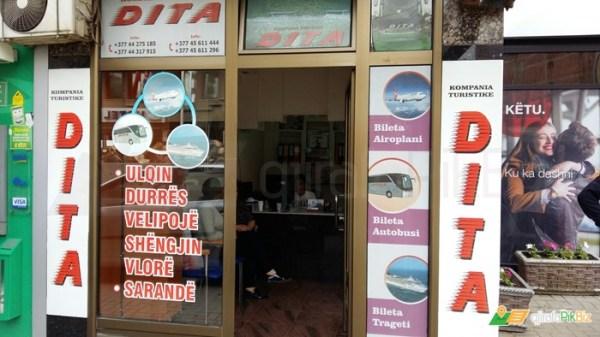 Agjensioni Turistik Dita Gjirafabiz