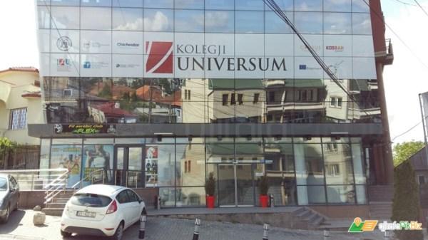 Kolegji Universum Gjirafabiz