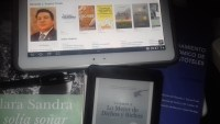 Amazon Kindle, ocpiones y @gjsuap