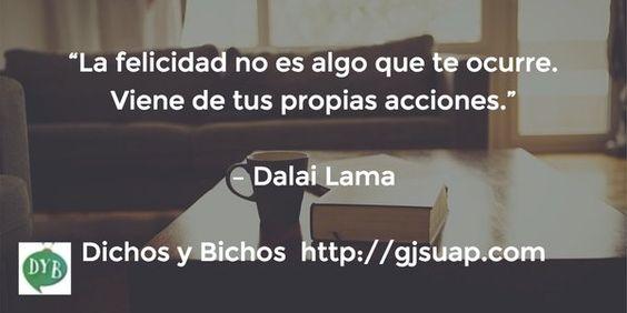 Felicidad - Dalai Lama