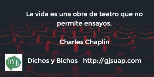 Teatro - Chaplin
