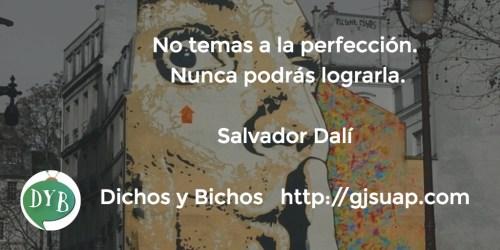 Perfección - Dalí