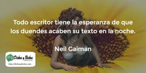 duendes - Gaiman